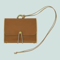 Namecard Wooden Bag