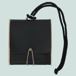 Passport Wooden Bag